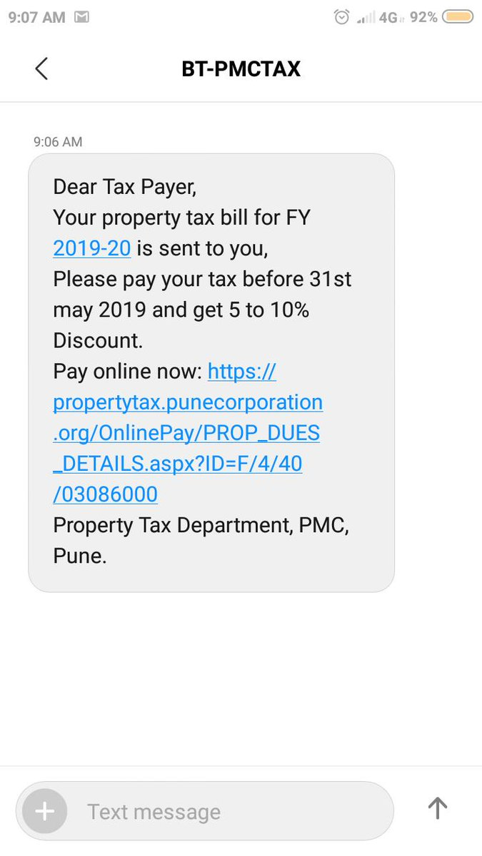 Pcmc Property Tax Online : property, online, Newfinancial, Hashtag, Twitter