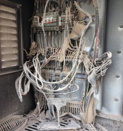 the wiring digital meter and current transformer ct we will replace all make it like a new unit blast fire heat shortcircuiting damaged  [ 900 x 1200 Pixel ]