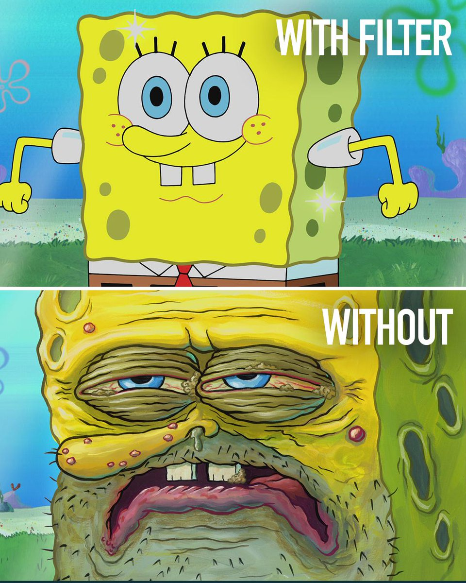 Spongebob Am I Ugly GIFs | Tenor