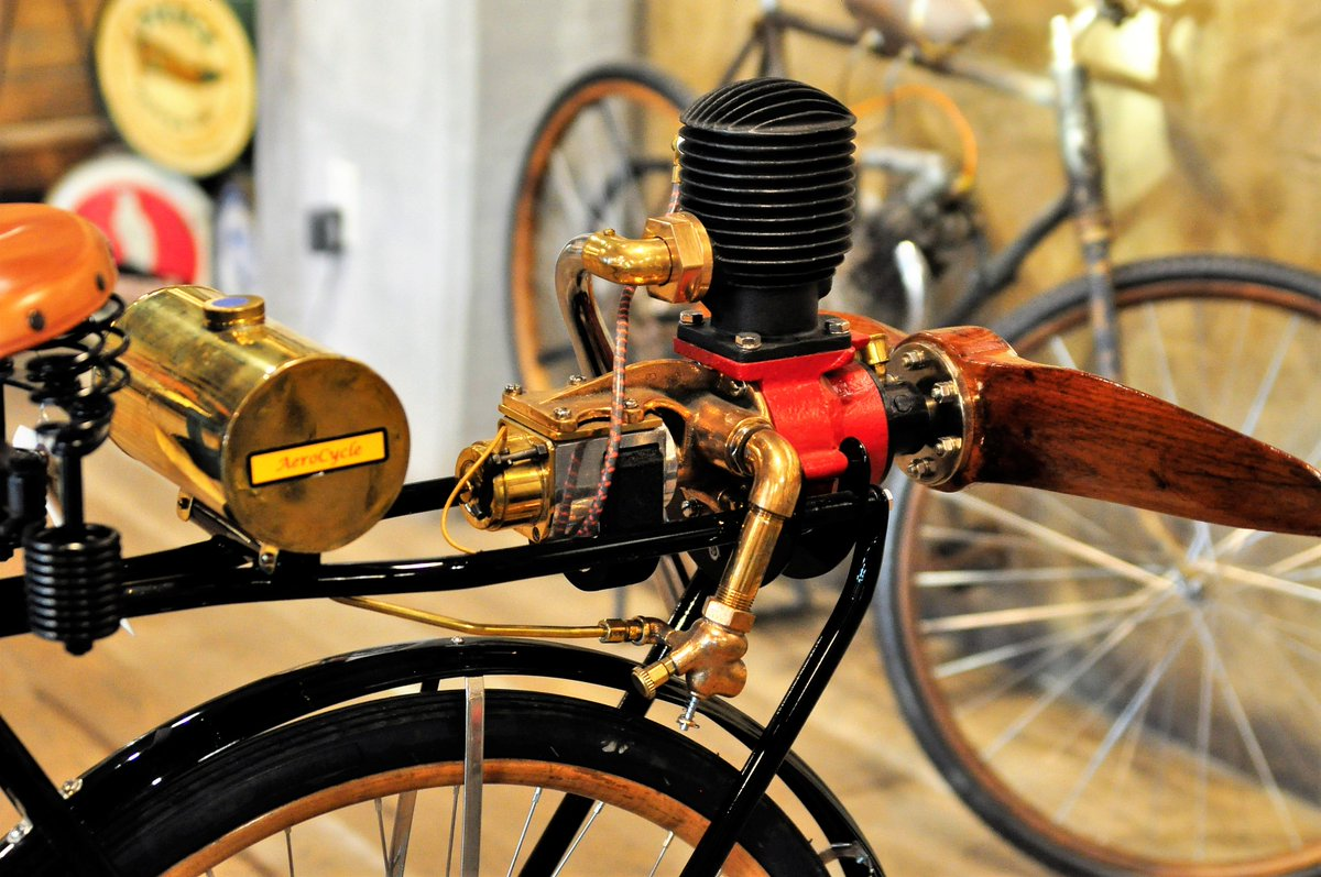 Aerothrust Bike