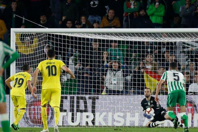 ماندي اساسي في عودة ريال بيتيس لدرب الانتصارات في الليجا 26