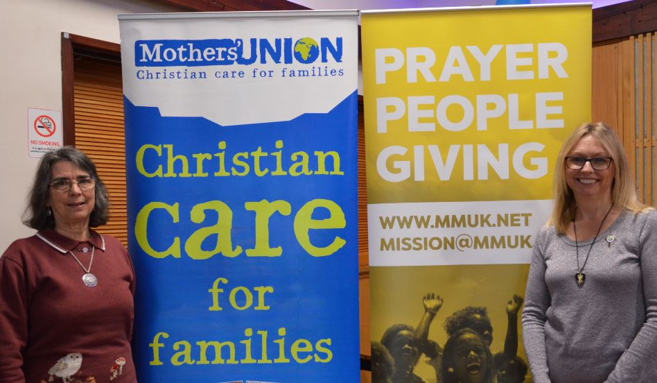 Many thanks to Bath & Wells Mothers' Union for inviting MMUK to speak at their Spring Council about the inspiring work of the Mothers' Union in…