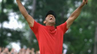 22 NSFWBDs React To Tiger Woods Winning The Masters