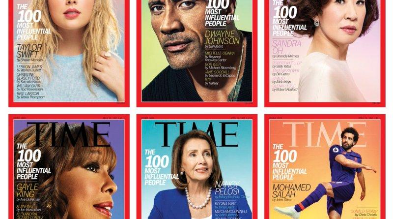 TIME 100. Las personalidades más influyentes del mundo