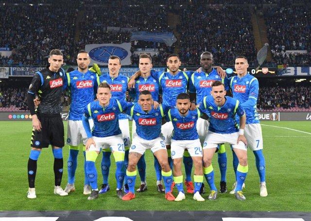 غولامأساسي ونابولي يقصى من الدوري الأوروبي 25