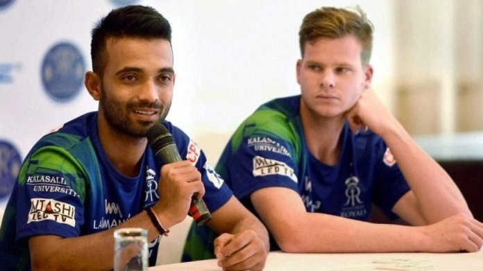 IPL 2019: Steven Smtih Takes Over the Reigns as the Rajasthan Royals Skipper