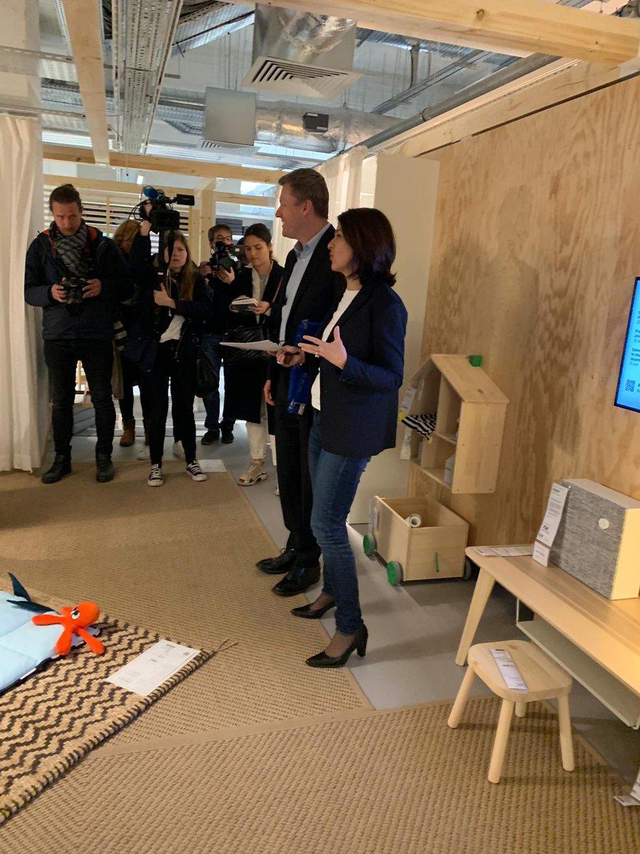 Ikea France On Twitter Ikea Paris La Madeleine Devient