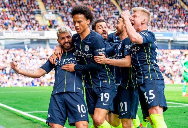 بيرنلي 0-1 مانشستر سيتي : الصدارة تعود لأبطال إنجلترا 27