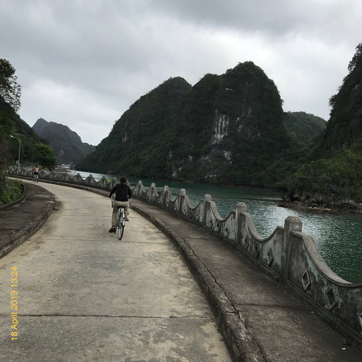 Việt Hải village #bicycle tour, hike, & lunch