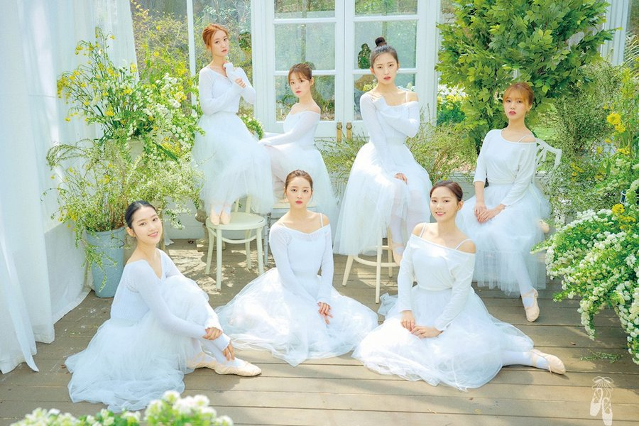 Image result for oh my girl fifth season site:twitter.com