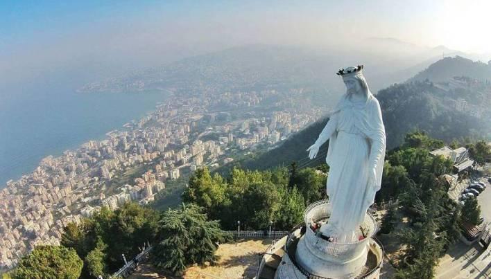 "D® Phil on Twitter: ""ايتها العذراء مريم ، في بداية شهرك المبارك ( أيار ) نضرع اليك لتنظري بعين الرأفة الى بلدنا المعذّب #لبنان وترأفي بشعبه. لا نبالغ ان قلنا : وحدها"