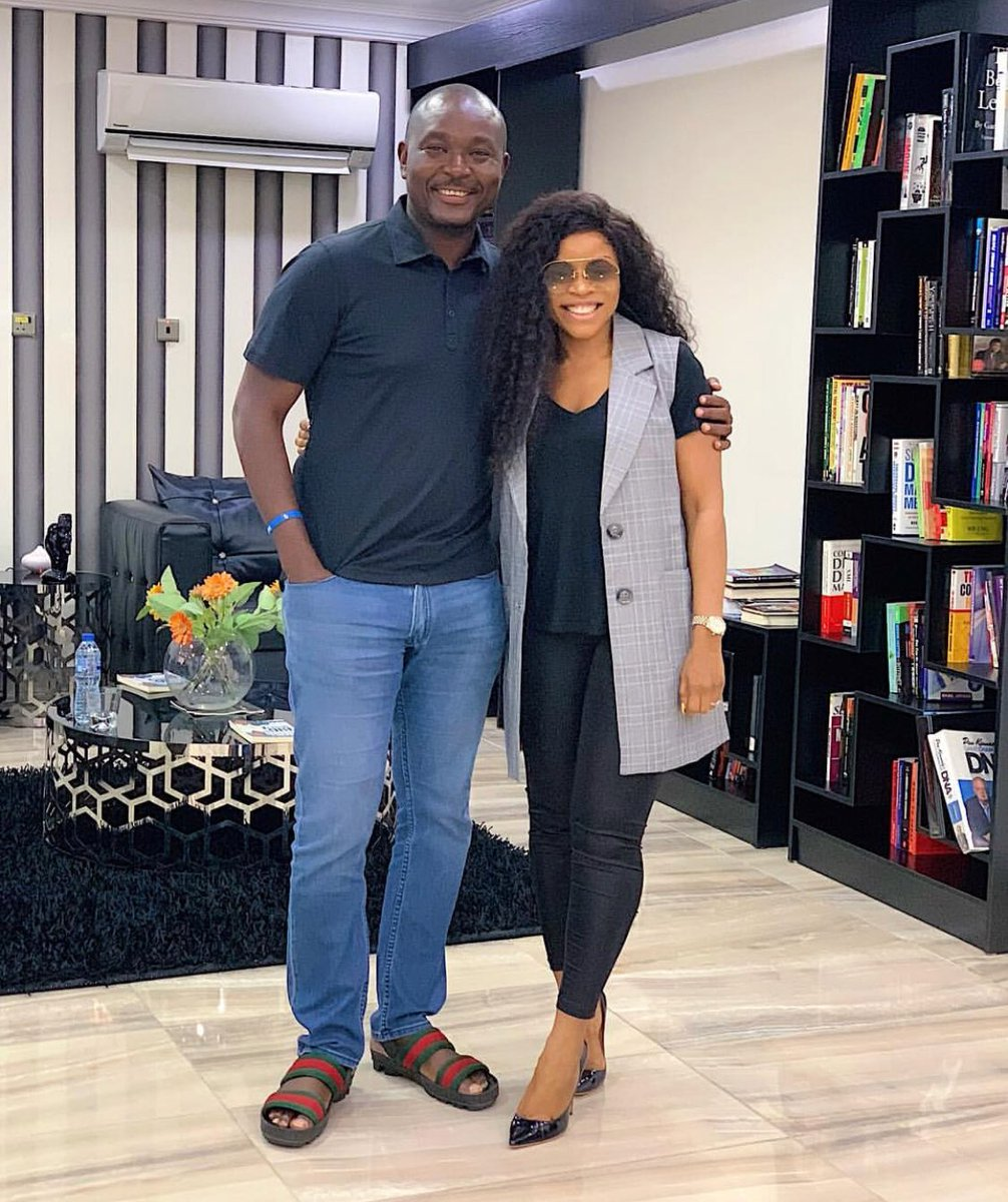 D5lPccfW0AEDGH5 - Photos: Nairabet Owner, Akin Alabi, Spotted With Laura Ikeji