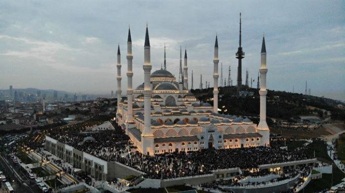 Image result for camlica mosque