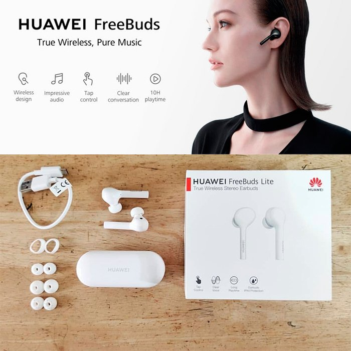 """Image result for Huawei FreeBuds Lite  -HD Images"""""""