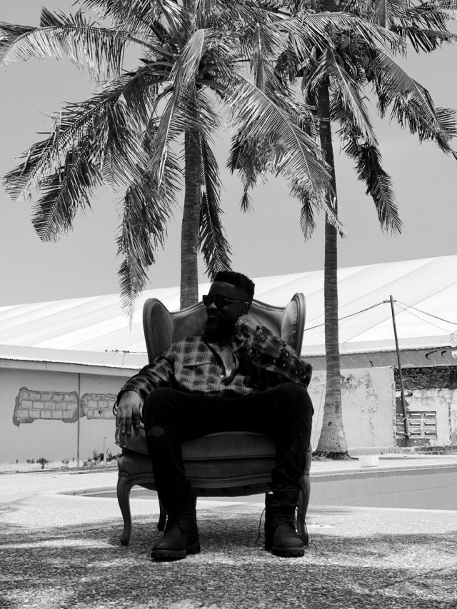 Charter House Had A Lot Of Plans - Sarkodie narrates