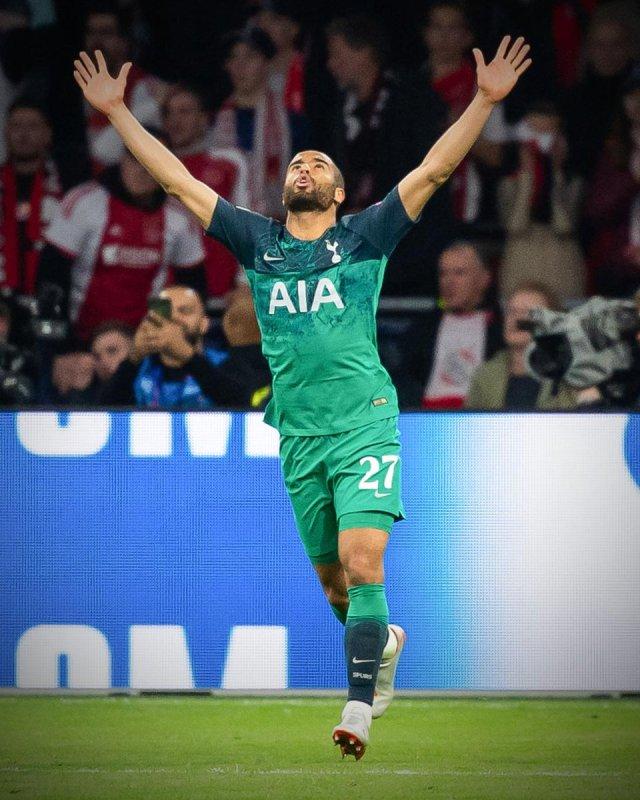 مورا أول لاعب برازيلي يحرز هاتريك في نصف نهائي دوري الأبطال 25
