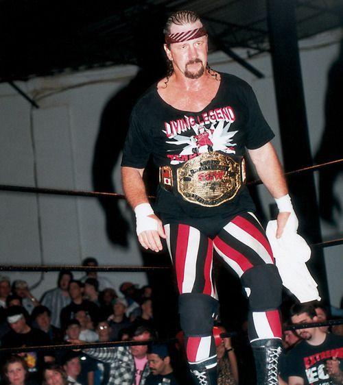 "Wesly Avendano aka FlashbackWrestling on Twitter: ""Is Terry Funk a top 5 ECW  World Heavyweight Champion? I think he is! What about u guys?? #terryfunk  #hardcorelegend #thefunkster #ecwchampion #ecw #legend #hardcore #toughness  #"