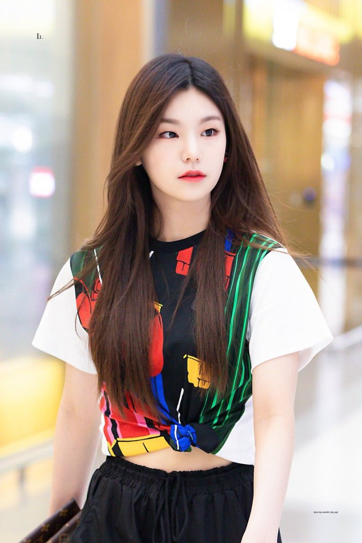Image result for yeji itzy site:twitter.com
