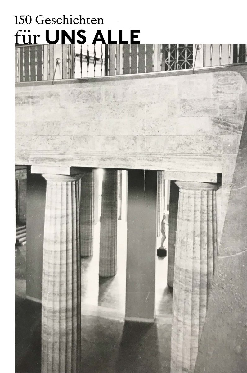 test Twitter Media - 49/150 1939 wurde die Kunsthalle für das Publikum geschlossen u. die Sammlungsbestände ausgelagert. Bis zur endgültigen Schließung 1943 gab es ausschließlich Sonderausstellungen. Sonntagmorgens wurde ein Werk ans Haus geholt, präsentiert u. abends zurücktransportiert.#fürUNSALLE https://t.co/dbHxF9LLTF