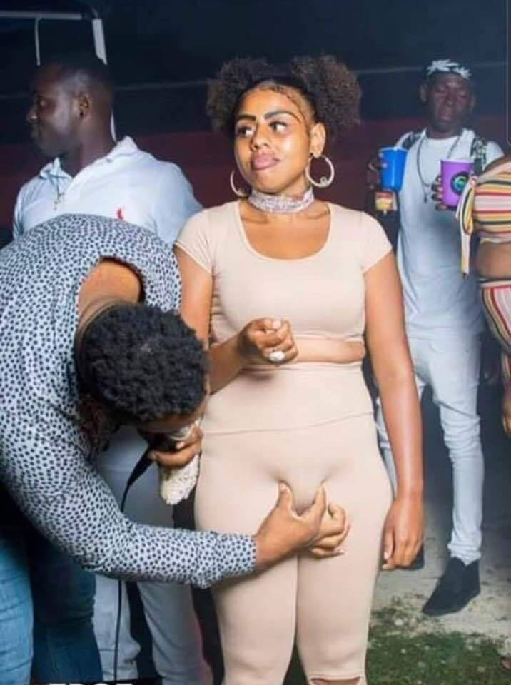 Pastor examining ladies private in the church to test if they can conceive before marriage