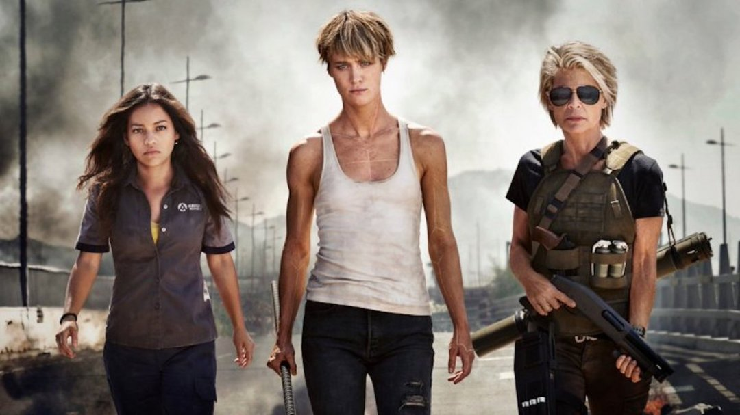 Terminator: Dark Fate Trailer Debuts