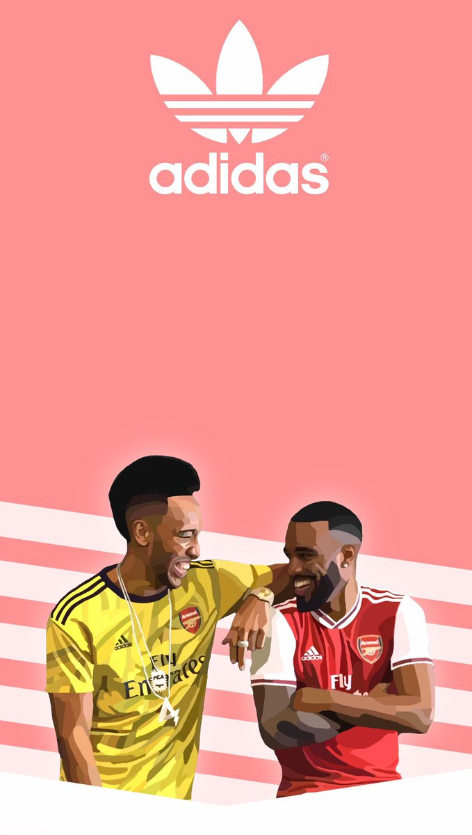 arsenal x adidas wallpaper