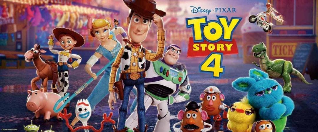Toy Story 4 Trailer Featuring Tom Hanks