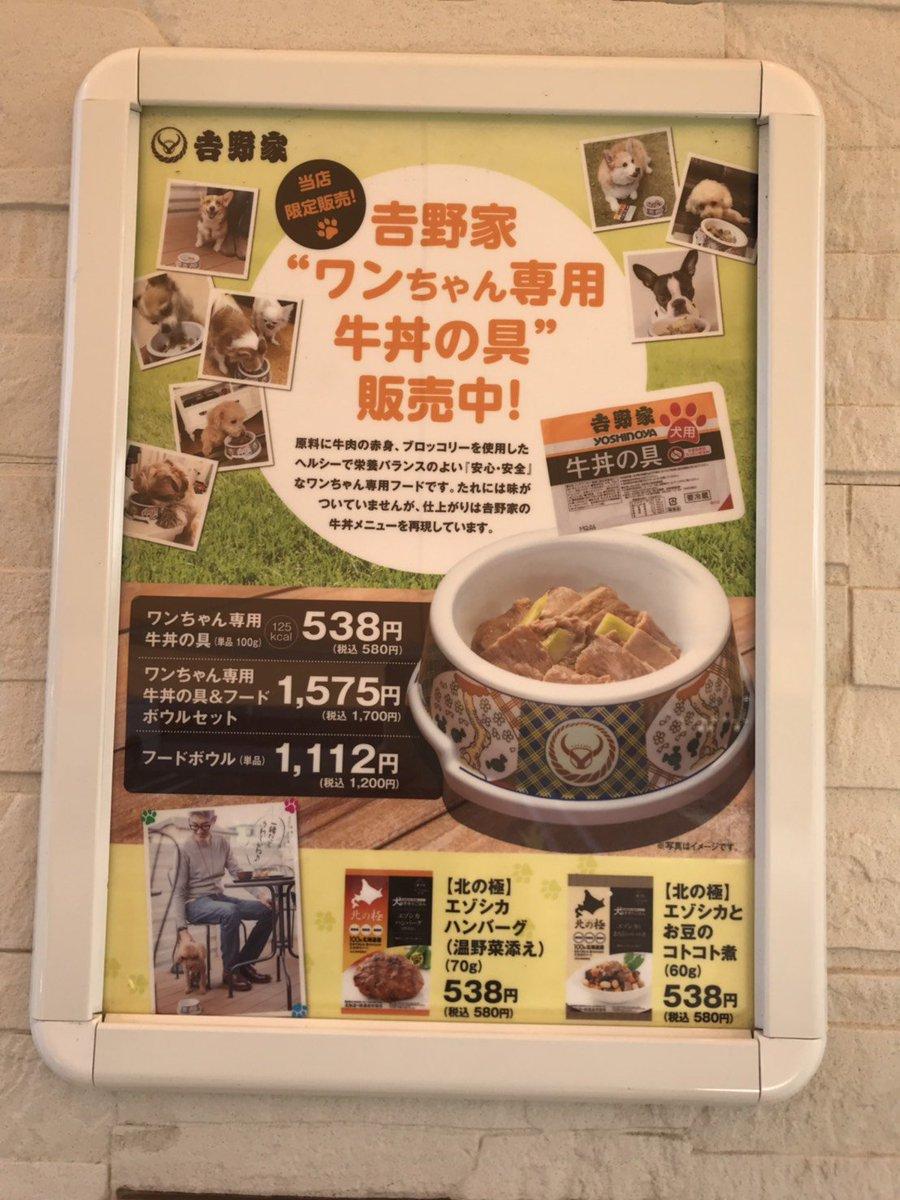 test ツイッターメディア - 川口にあるワンコOK吉野家に行って来ました!  「いぬのきもちを見た」と言えば200円引きになるのでフードボウルセットを購入~。 陶器だと思ってたのに、プラスチックだった。なーんだ。  ドッグカフェよりも安心なお手頃価格、また行こうね~。 https://t.co/5nUhb0HlYi