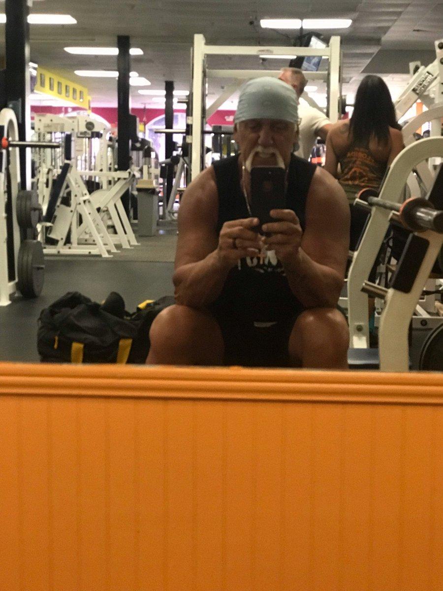 Planet Fitness Clearwater : planet, fitness, clearwater, Hogan, Twitter:,