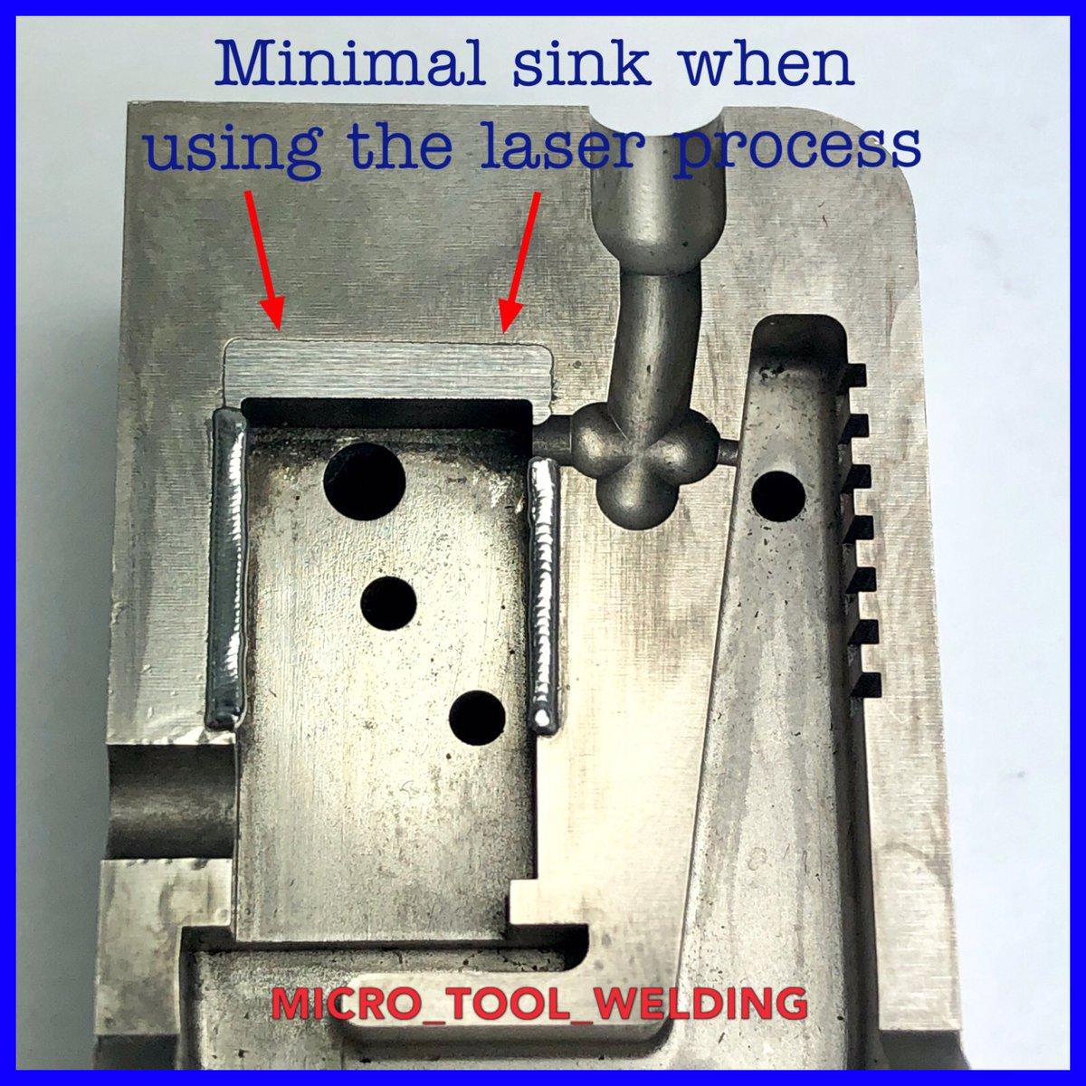 hight resolution of  microwelding precisionwelding laserwelding microlaserwelding toolanddie toolmaker toolrepair cnc manufacturing additivemanufacturing moldrepair