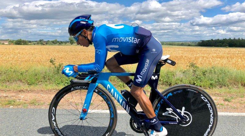 CICLISMO. Dauphiné 2019. 4ª etapa. El colombiano NAIRO QUINTANA es 10o. Froome se pierde el Tour de France. Van Aert se exhibe y Yates es líder