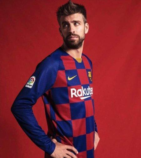 camiseta oficial del barcelona 2020