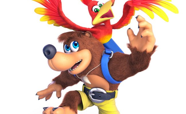 Banjo Kazooie Announced For Super Smash Bros Ultimate