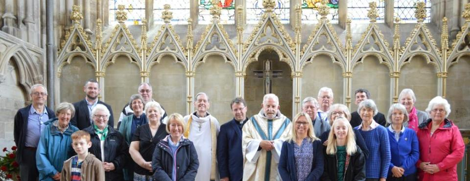 Many thanks to Exeter Cathedral for hosting our Eucharist to remember the founder of the Melanesian Mission Ini Kopuria and to give thanks for the…