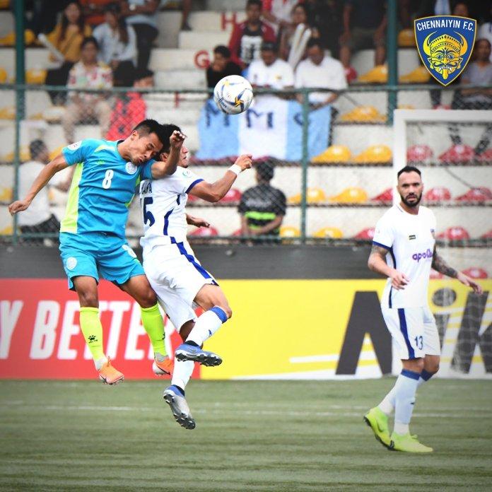 Chennaiyin FC AFC Cup
