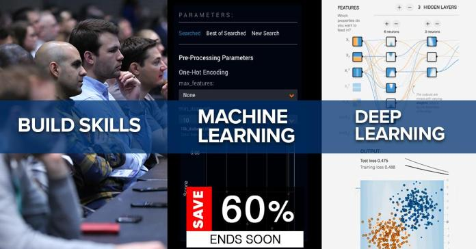 test Twitter Media - 83% of ODSC attendees want #MachineLearning & #DeepLearning training — the most of any topic. We got the message & built the broadest and deepest ML & DL skills training schedule yet. Get what you need to grow your career at #ODSCEurope https://t.co/PJvK51Ihlm https://t.co/FAqhxa2mMD