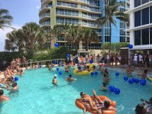 "Ocean Resort Twitter ""live Rubber Duckie"