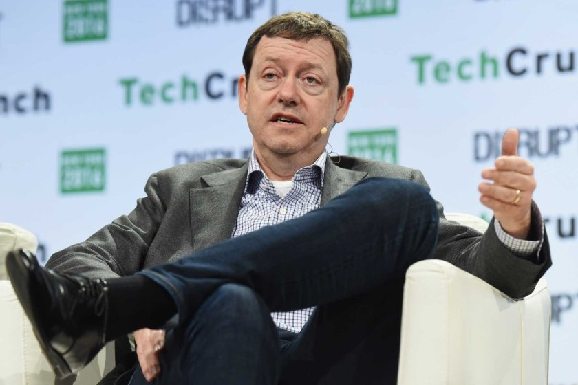 Fred Wilson throws a little cold water on #bitcoin enthusiasts