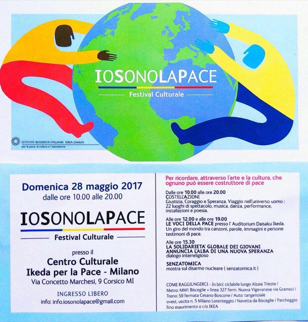 Iosonolapace Hashtag On Twitter