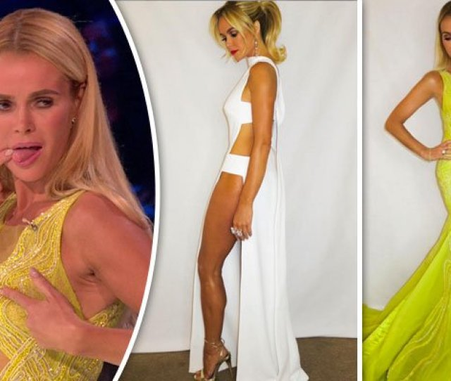 Amanda Holden Vows To Wear More Sexy Outfits For Britains Got Talent Live Shows
