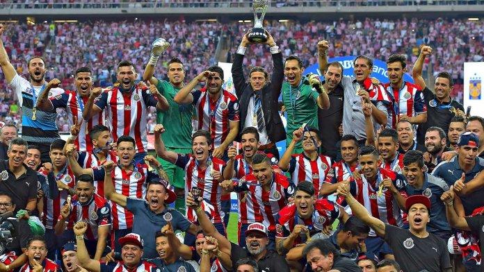 Tigres vs Chivas final 2017