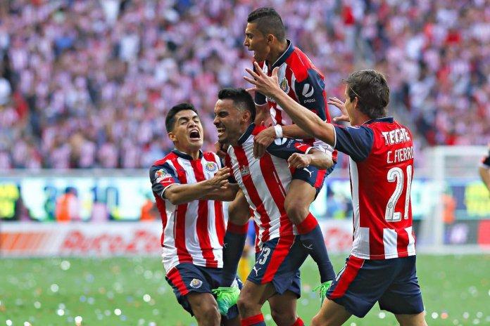 Chivas vs Tigres goles final 2017