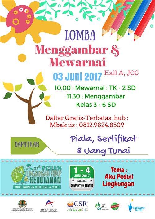 Mewarnai Gambar Lingkungan : mewarnai, gambar, lingkungan, Event, Jakarta, בטוויטר:,