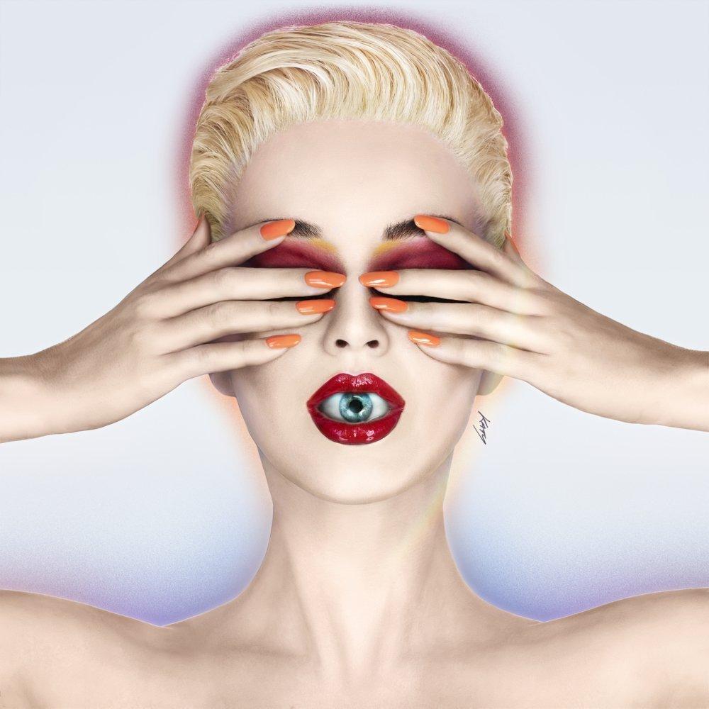 Katy Perry – Witness Tracklist & Artwork