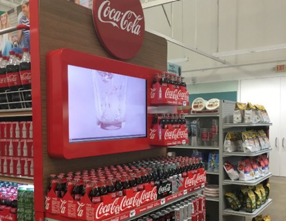 Coca-Cola pioneers personalised displays in-store with Google #AI  #Cx