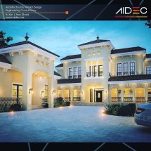"Aidec Twitter ""proposed Private Villa Spanish #aidec #"