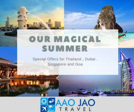 Travel Packages To Thailand