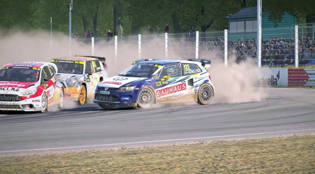 DiRT 4 'World Rallycross' Gameplay Trailer