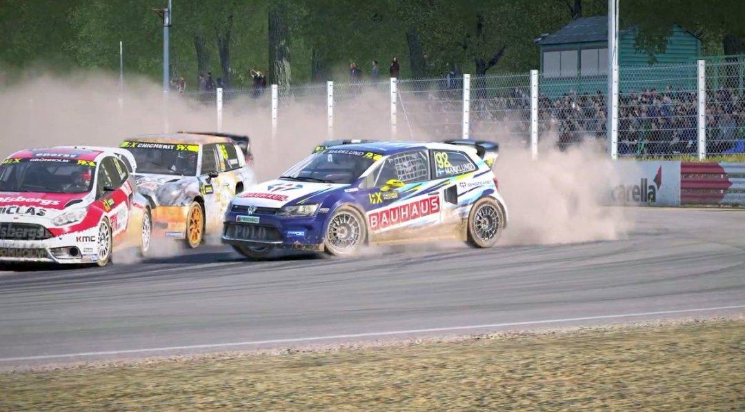 DiRT 4 'World Rallycross' Gameplay Trailer