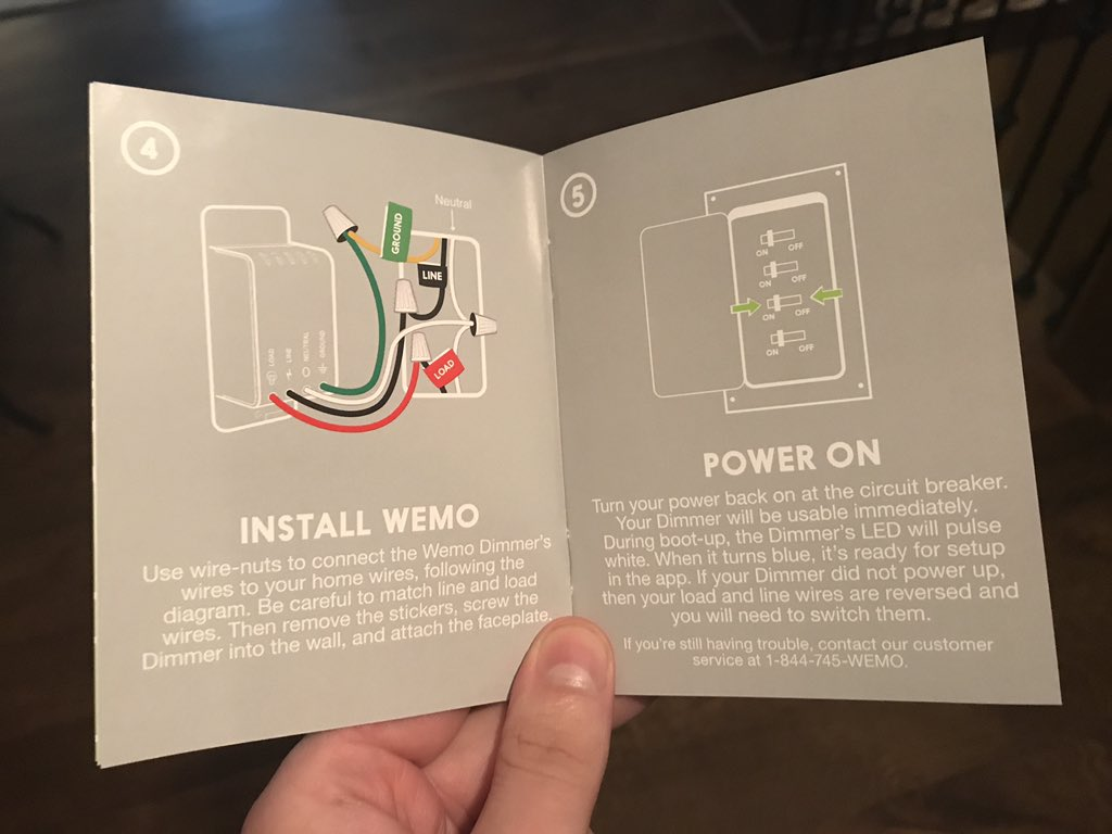 hight resolution of ry crist on twitter instructions are also nice and clear wiring switches is never idiot proof but belkin gets pretty close